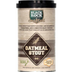 Black Rock Crafted Oatmeal Stout - 1.7kg