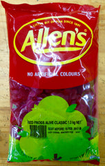 Allen's Red Frogs Alive Classic - 1.3kg