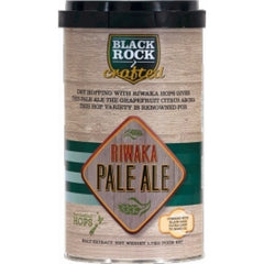 Black Rock Crafted Riwaka Pale Ale  - 1.7kg