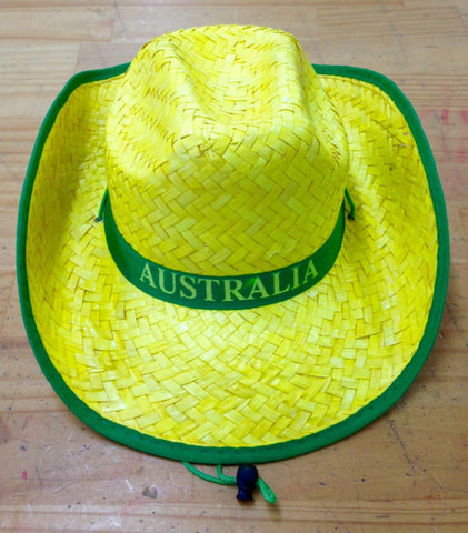 Aussie Supporters Hat - Adult