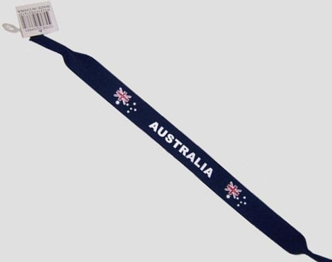 Aussie Flag Sun Glasses Strap
