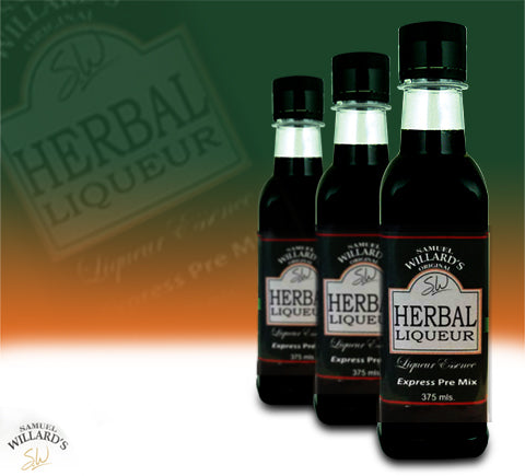 Samuel Willard's Herbal Liqueur Premix - 375ml