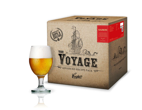 "Coopers ""The Voyage"" - Saison"