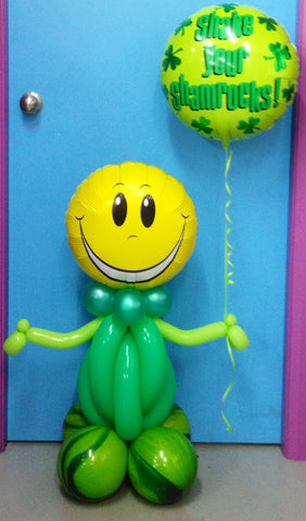 Balloon Person - Leprechaun