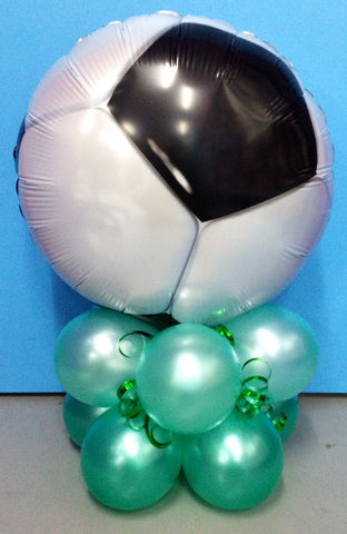 Table Centre Piece - Soccer Ball
