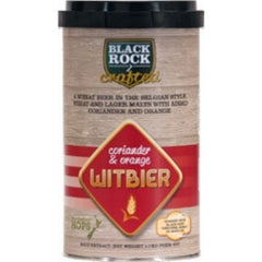 Black Rock Crafted Witbier - 1.7kg