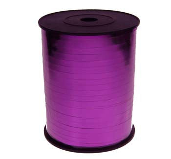 Curling Ribbon (Metallic) 450m - Hot Pink