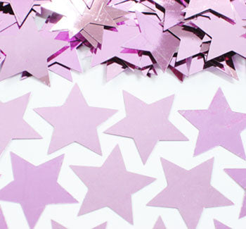 Table Scatters Stars - Light Pink/30mm