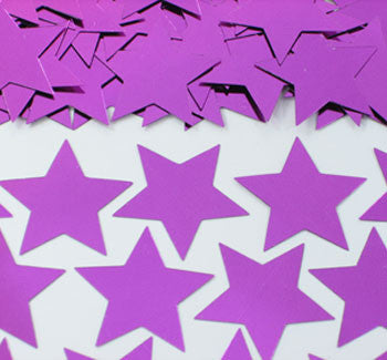 Table Scatters Stars - Hot Pink/30mm