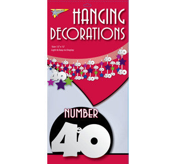 Hanging Decorations 40