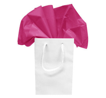 Tissue Paper - Hot Pink (10 sheets)