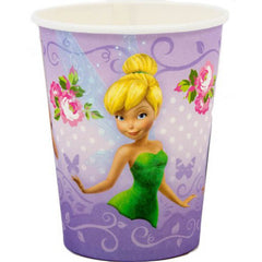 Tinkerbell Paper Cups (8 pack)