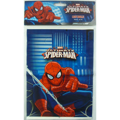 Spider Man Loot Bags (8 pack)