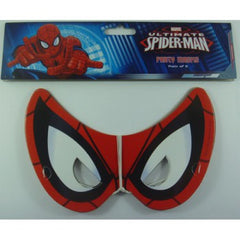 Spider Man Party Masks (8 pack)