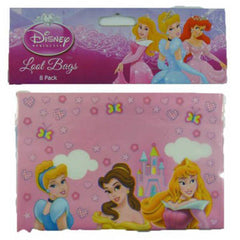 Disney Princess Loot Bags (8 pack)