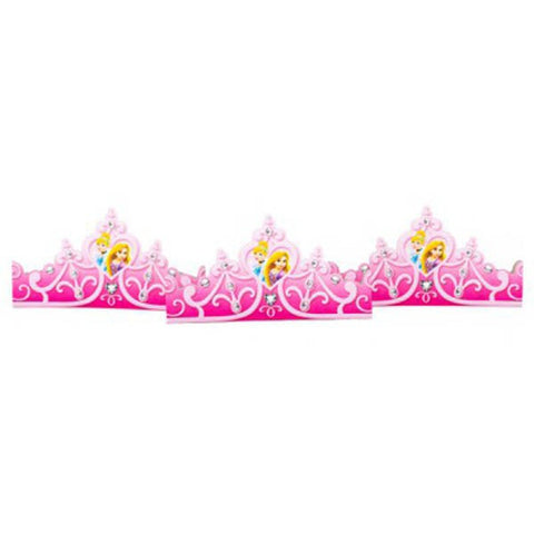 Disney Princess Tiara's (8 pack)