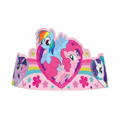 My Little Pony Party Tiaras (8 pack)