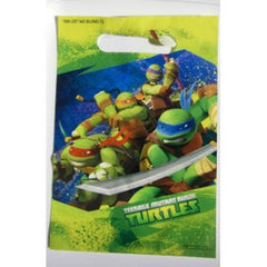 Teenage Mutant Ninja Turtles Loot Bags (8 pack)