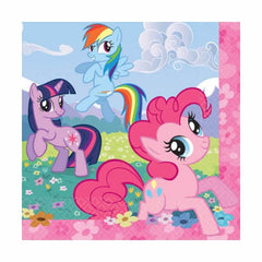 My Little Pony Dinner Napkins (16 pack)