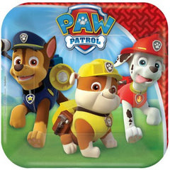 Paw Patrol Luncheon Plates (8 pack)