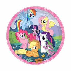 My Little Pony Paper Dinner Plates (8 pack)