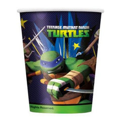 Teenage Mutant Ninja Turtles Paper Cups (8 pack)