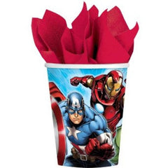 Avengers Paper Cups (8 pack)