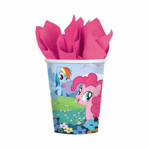 My Little Pony Paper Cups (8 pack)