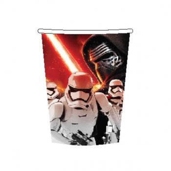 Star Wars Paper Cups (8 pack)