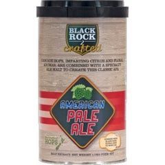 Black Rock Crafted American Pale Ale -1.7kg