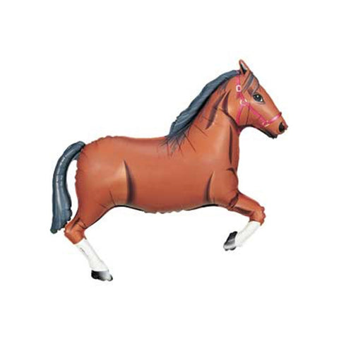 Galloping Horse - Brown
