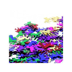 Table Scatters - Multi Coloured Horses (25 grams)