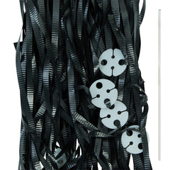 Balloon Ribbons - Black (25 pack)