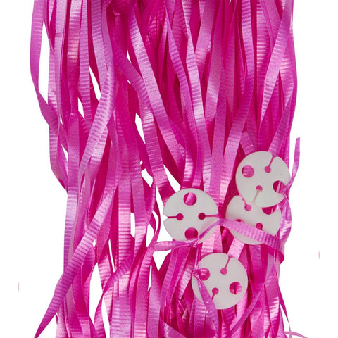 Balloon Ribbons - Hot Pink (25 pack)