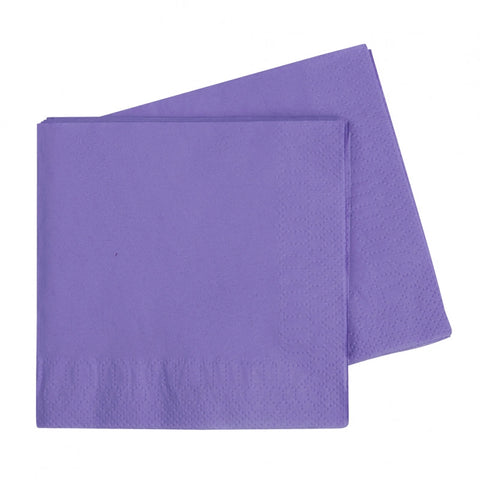 Lilac Luncheon Napkins (40 pack)