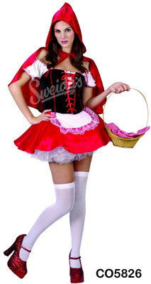Red Riding Hood - Adult - Large