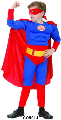 Super Hero - Child - Large