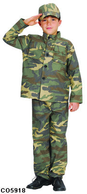 Soldier - Child - Large