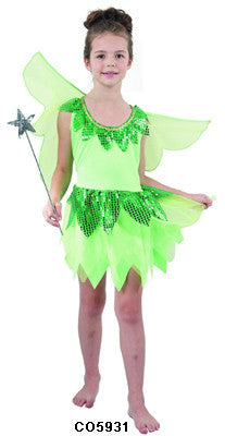 Tinkerbell Fairy - Child - Large