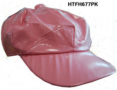 60's Go Go Girl Hat - Pink