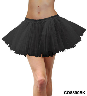 Adult Tulle Tutu - Black