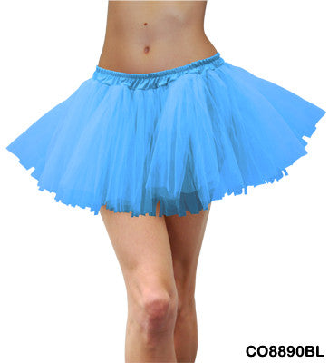 Adult Tulle Tutu - Blue
