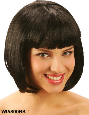 Short Glamour Bob - Black