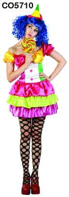 Cute Candy Girl - Adult - Large