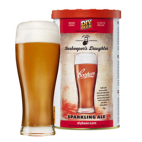 Thomas Coopers Innkeeper's Daughter Sparkling Ale 1.7KG