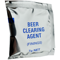 Beer Clearing Agent (Finings) Sachet 7g