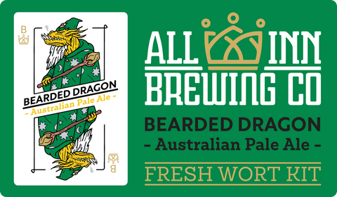 Bearded Dragon - All Inn Brewing Fresh Wort Kit