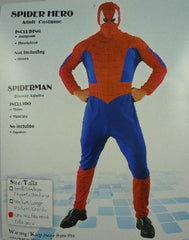 Spider Hero - Adult