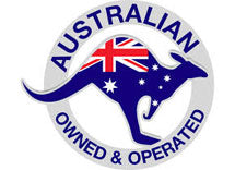 Australian owned and operated