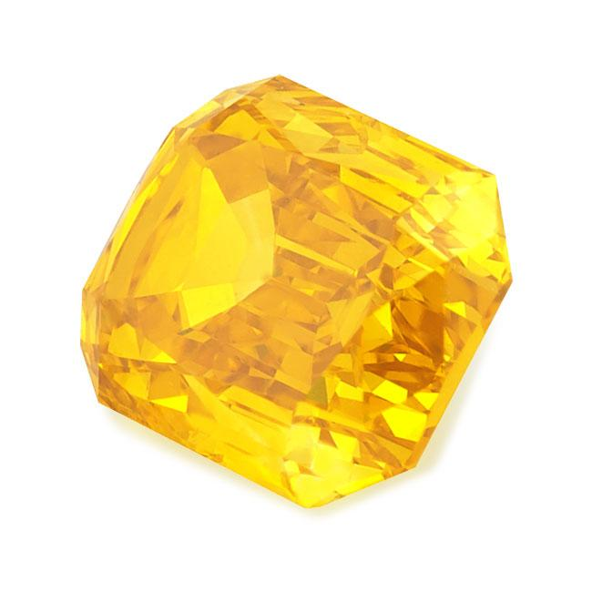 Certified Lab Grown Diamond #900021613 Renaissance Cut 1.47 Ct Canary Yellow Color VS2 Clarity Loose Lab Grown Diamond Renaissance Diamonds